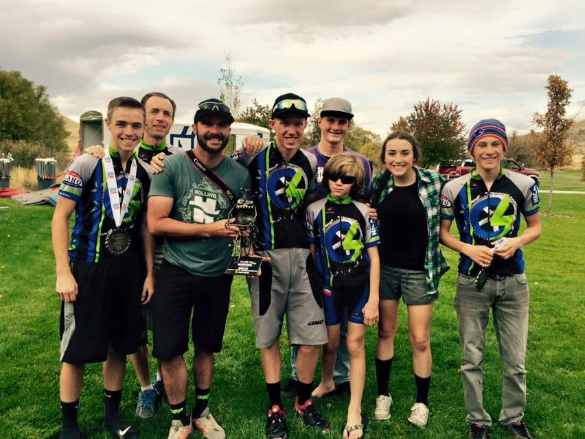 NICA Idaho High School Cycling League